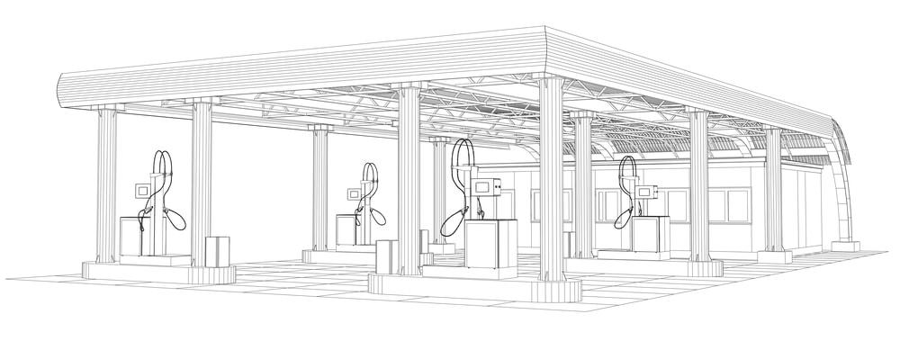 budowa stacji paliw budowa myjni